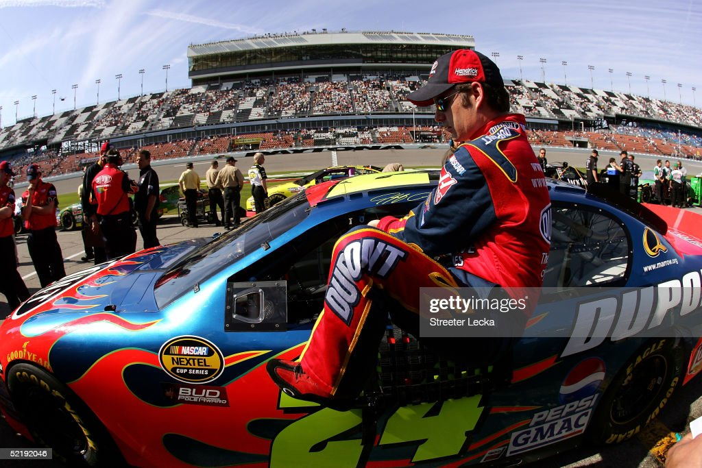Daytona 500 Qualifying