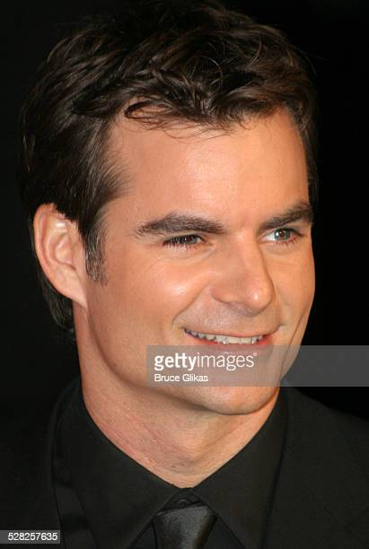 Jeff Gordon during 2006 Vanity Fair Oscar Party at Morton's in West Hollywood California United States