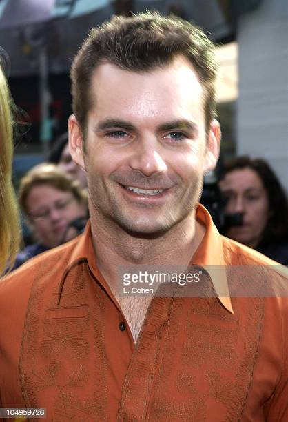 Jeff Gordon during 'Identity' Premiere at Grauman's Chinese Theatre in Hollywood California United States