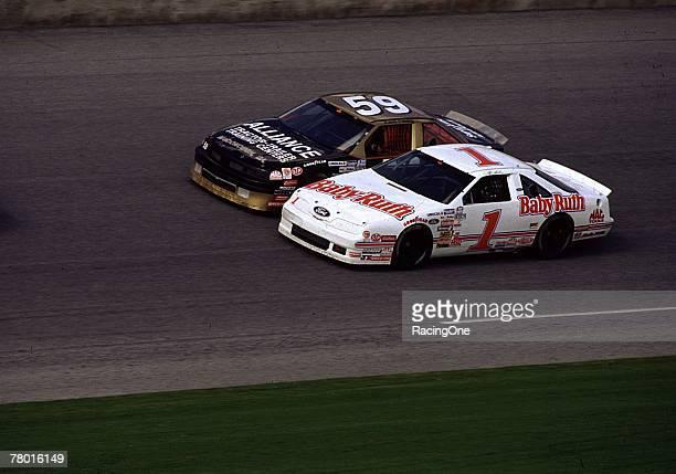 Jeff Gordon's early 1990s Busch Series car.