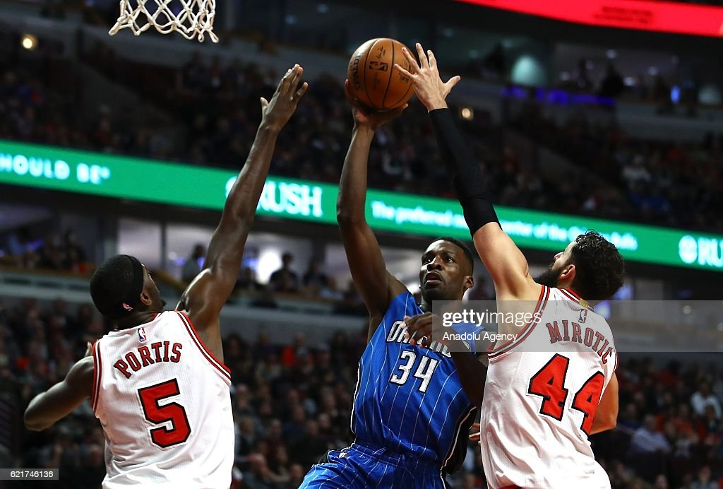 Chicago Bulls - Orlando Magic : News Photo