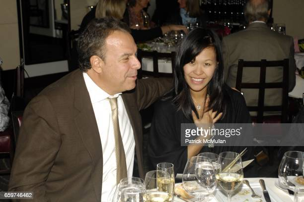 Jeff Greene and Mei Sze Chan attend THE PERLMAN MUSIC PROGRAM Annual Benefit Dinner Honoring YOYO MA and EMANUEL AX at Daniel on March 31 2009 in New...