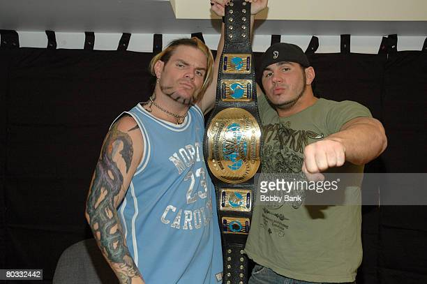 Jeff Hardy and Matt Hardy