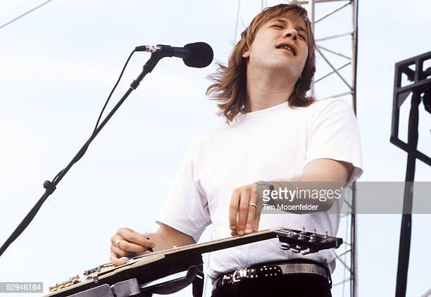 Jeff Healy performs at Laguna Seca Daze on May 29, 1993 in Laguna Seca California.