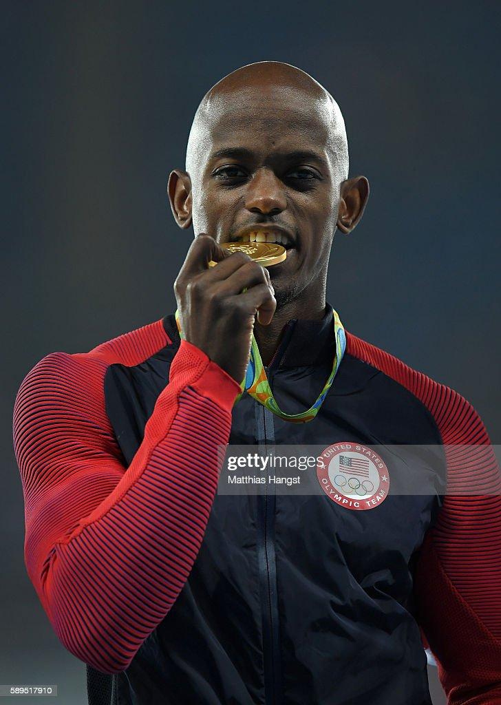 Athletics - Olympics: Day 9 : Foto di attualità