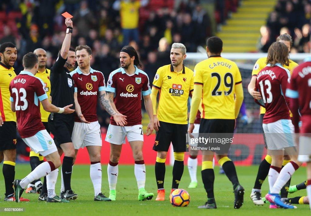 Watford v Burnley - Premier League : News Photo