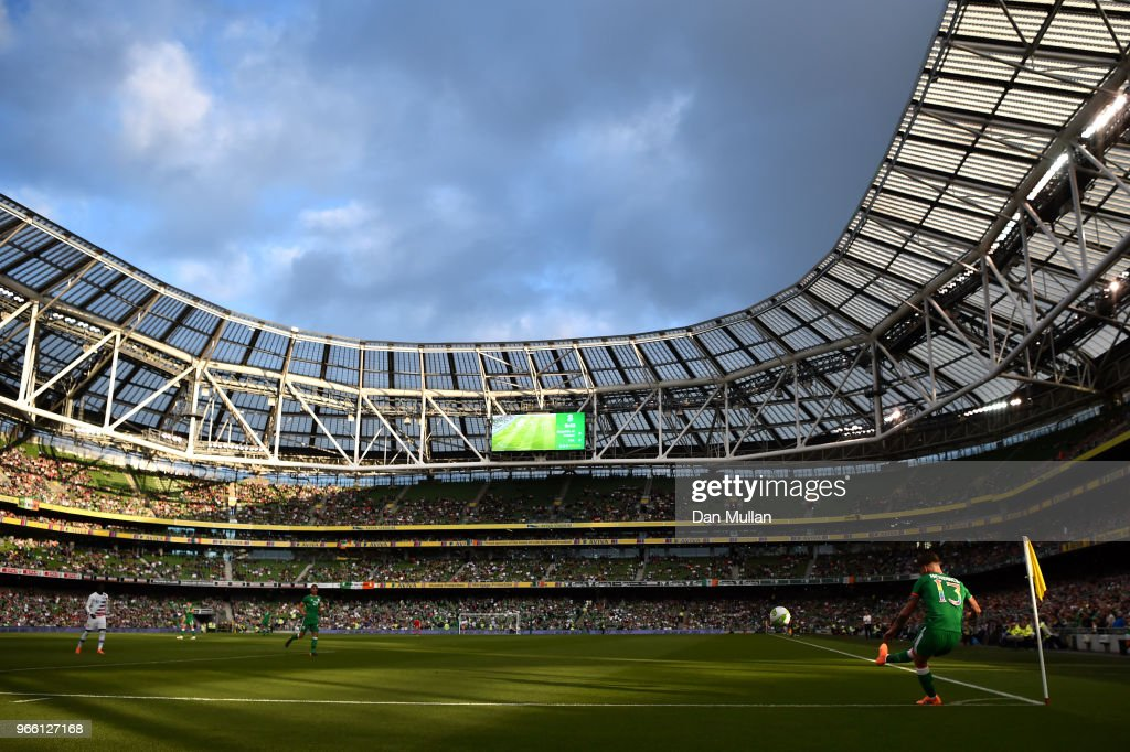 Republic of Ireland v The United States - International Friendly