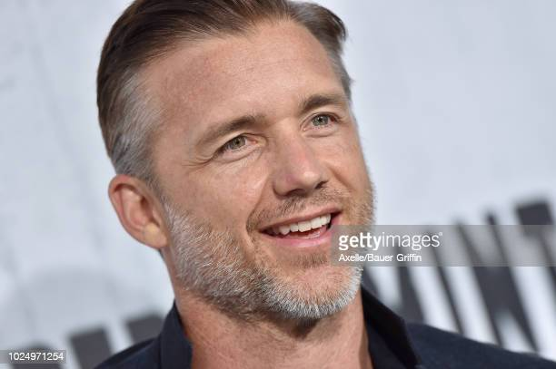 Jeff Hephner attends the premiere of STX Entertainment's 'Peppermint' at Regal Cinemas LA LIVE Stadium 14 on August 28 2018 in Los Angeles California