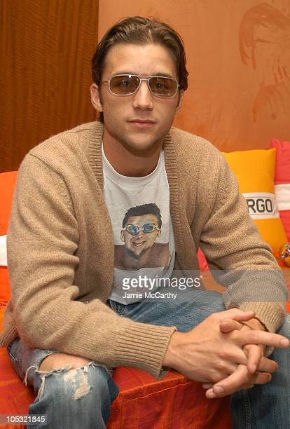 Jeff Hephner in Dior 0032s during Solstice Sunglass Boutique at the The Lucky/Cargo Club Upfront Hospitality Suite at New York in New York New York...