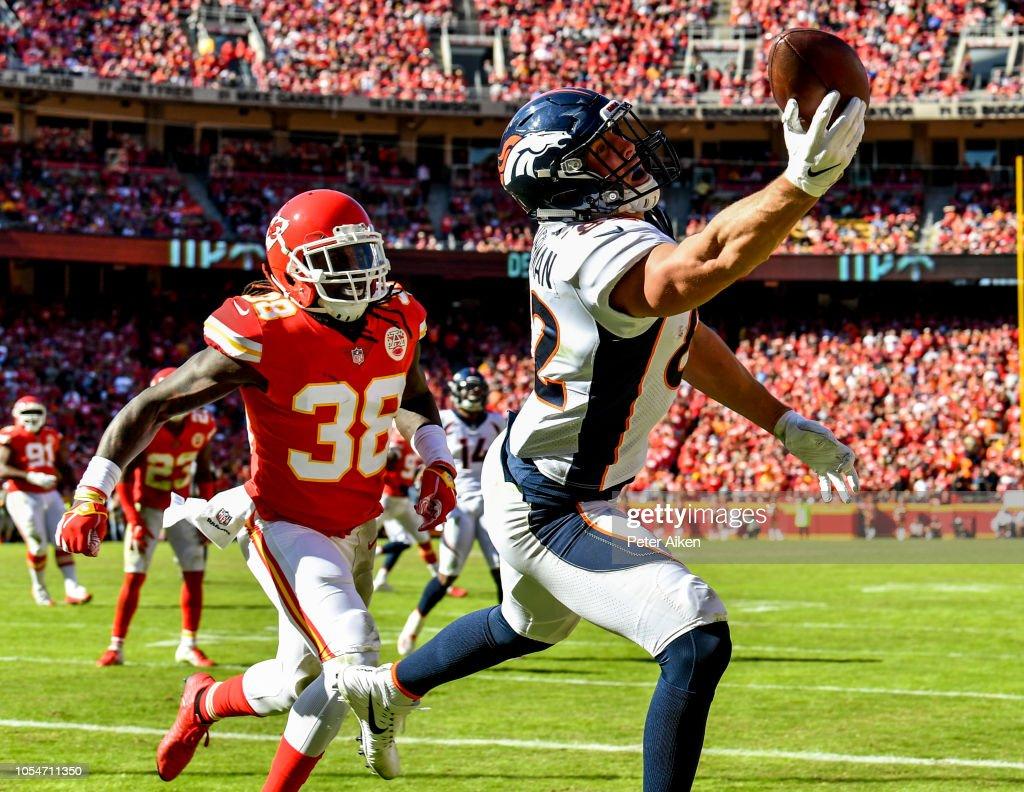 Denver Broncos v Kansas City Chiefs : Nachrichtenfoto