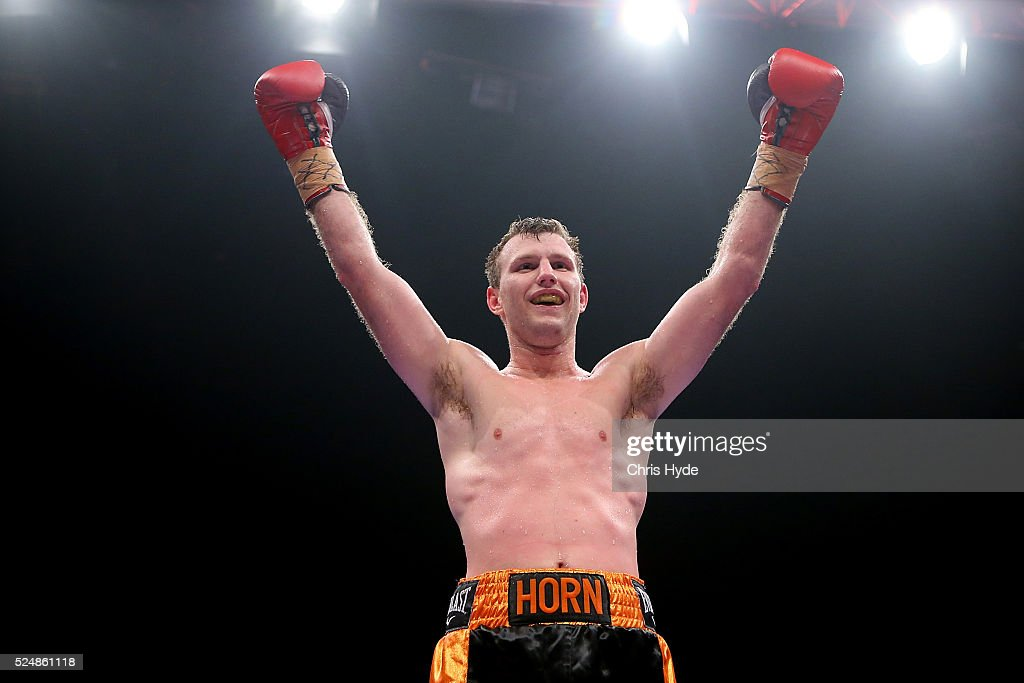 Jeff Horn v Randall Bailey