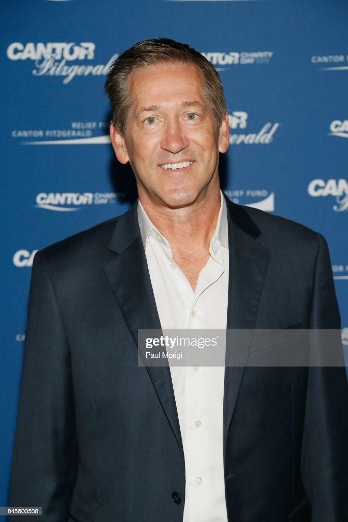 Jeff Hornacek attends Annual Charity Day hosted by Cantor Fitzgerald, BGC and GFI at Cantor Fitzgerald on September 11, 2017 in New York City.