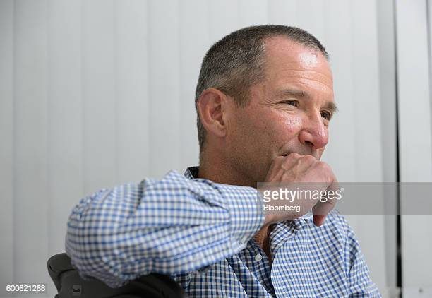 Jeff Jordan general partner of Andreessen Horowitz pauses during an interview in Tokyo Japan on Thursday Sept 8 2016 Airbnb Inc's public debut won't...