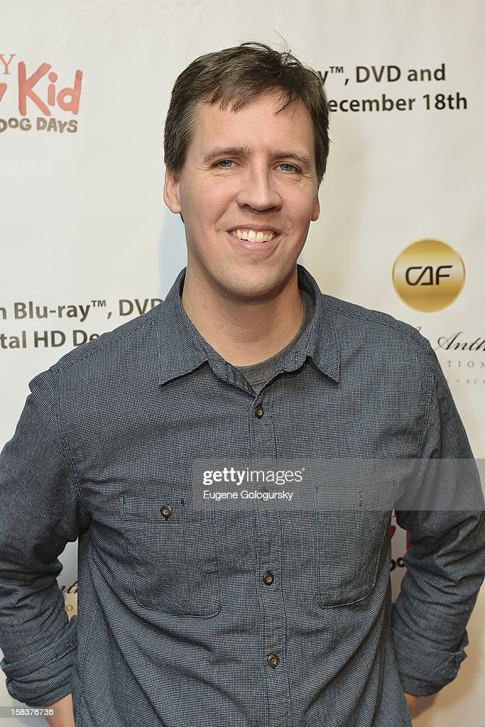 """""""Diary Of A Wimpy Kid: Dog Days"""" Special Screening Hosted By The Carmelo Anthony Foundation : News Photo"""