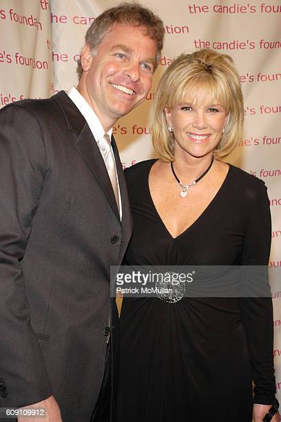 Jeff Konigsberg and Joan Lunden attend THE CANDIE'S FOUNDATION 4th Annual THE EVENT TO PREVENT at Cipriani 42nd Street on May 10 2007 in New York City