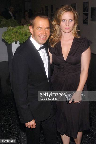 Jeff Koons and Justine Koons attend The 38th Annual Party in the Garden to honor Joan Tisch and Sarah Jessica Parker at The Museum of Modern Art on...