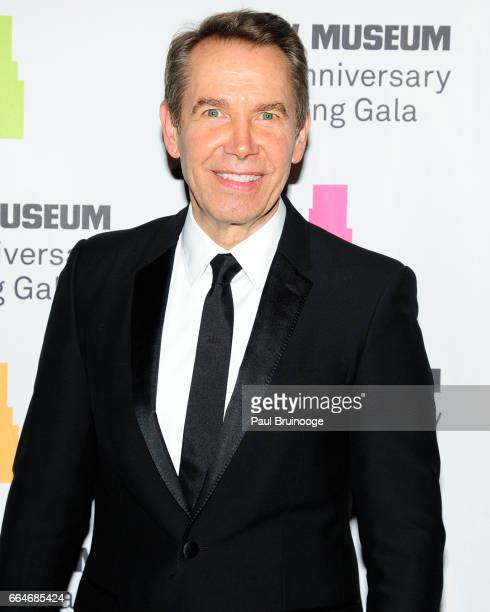Jeff Koons attends the New Museum 40th Anniversary Spring Gala at Cipriani Wall Street on April 4 2017 in New York City