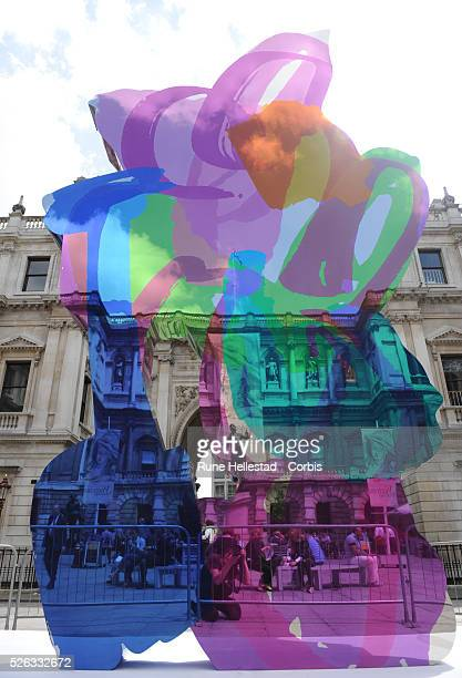 Jeff Koons Images Stock Photos and Pictures | Getty Images
