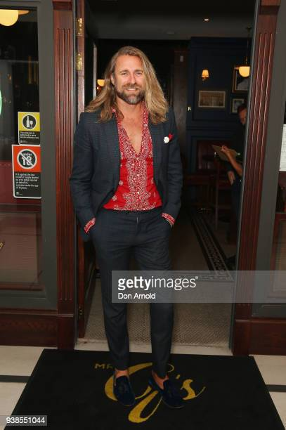 Jeff Lack attends the Mr G's 1st Birthday And International Whisky Day event on March 27 2018 in Sydney Australia