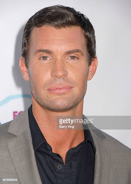 Jeff Lewis arrives at the Fox Reality Channel's Really Awards held at Avalon Hollywood on September 24 2008 in Hollywood California