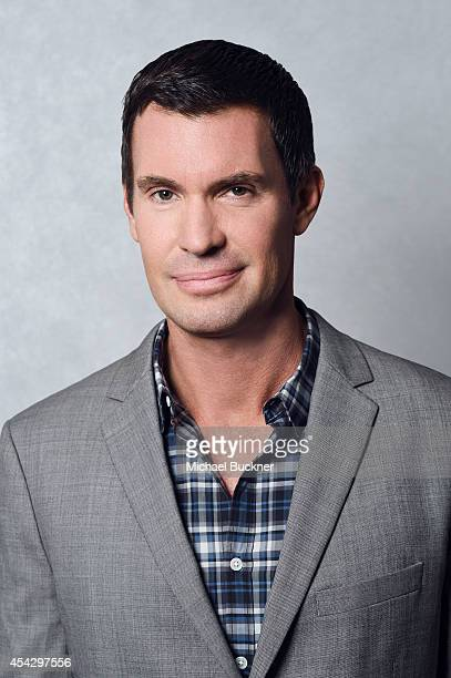 Jeff Lewis poses for a portrait at the Variety TV Summit on August 6 2014 in Century City California