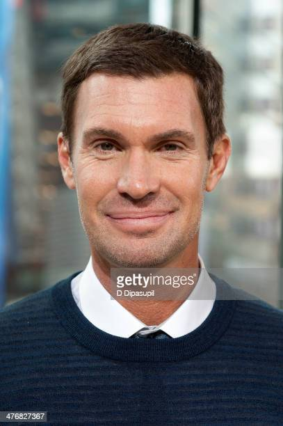 Jeff Lewis visits Extra at their HM Studio in Times Square on March 5 2014 in New York City