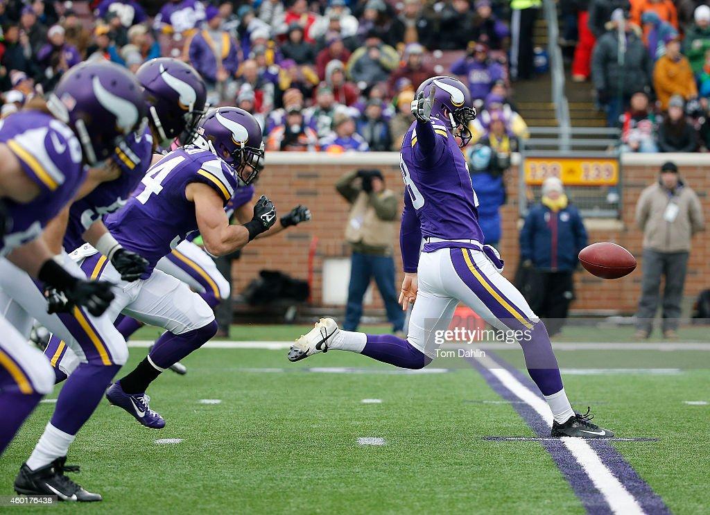 New York Jets v Minnesota Vikings : News Photo