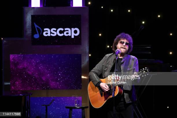 Jeff Lynne onstage during the ASCAP 2019 Pop Music Awards at The Beverly Hilton Hotel on May 16 2019 in Beverly Hills California