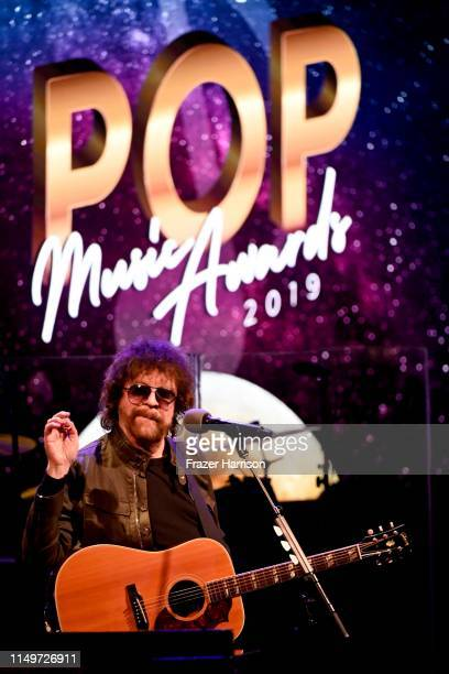 Jeff Lynne performs onstage at the 36th Annual ASCAP Pop Music Awards at The Beverly Hilton Hotel on May 16 2019 in Beverly Hills California
