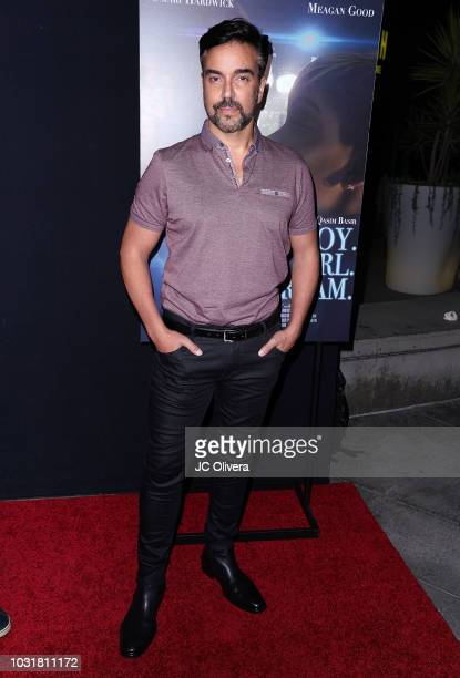 Jeff Marchelletta attends the premiere of Samuel Goldwyn Films' 'A Boy A Girl A Dream' at ArcLight Hollywood on September 11 2018 in Hollywood...