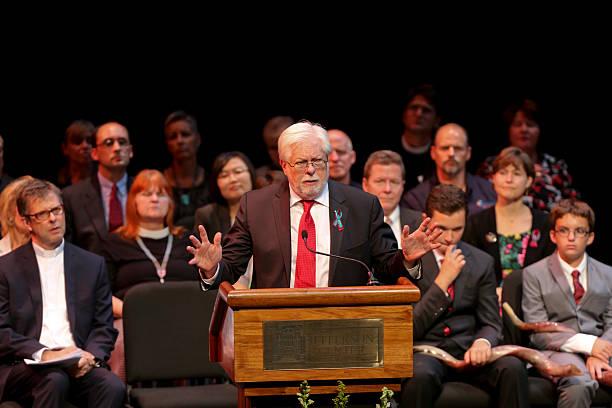 Memorial Service Held For Slain Journalists In Roanoke
