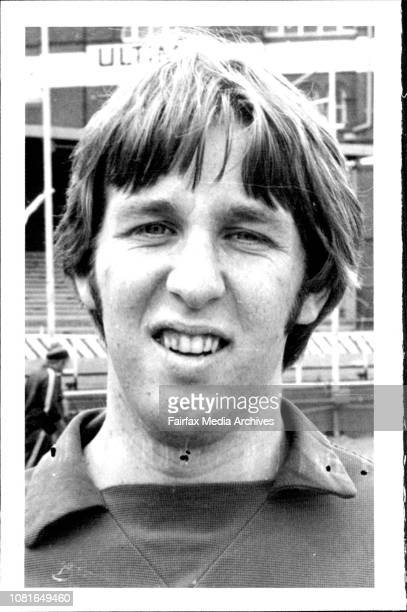 Jeff Oliver Australian Under 19 Soccer team for World Cup in South America January 21 1979