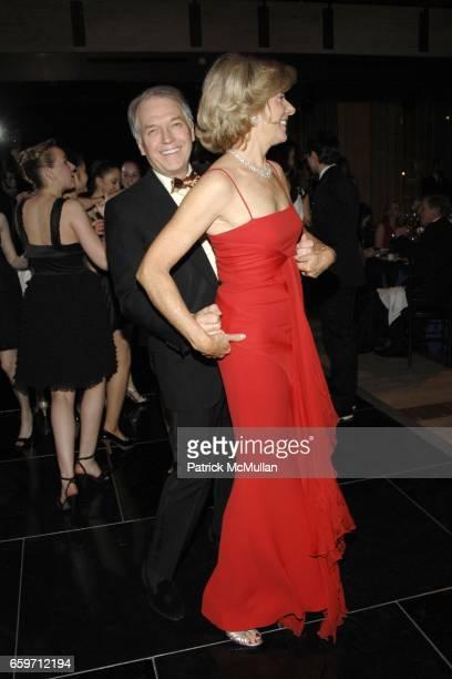 Jeff Peek and Liz Peek attend THE SCHOOL OF AMERICAN BALLET Winter Ball 2009 at David H Koch Theater on March 9 2009 in New York City