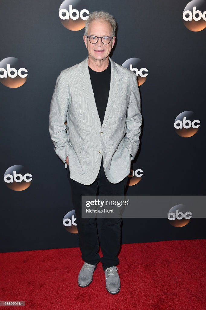 Jeff Perry attends the 2017 ABC Upfront on May 16, 2017 in New York City.