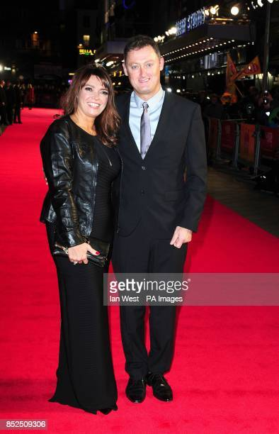 Jeff Pope attending a gala screening for new film Philomena at the Odeon Cinema in London