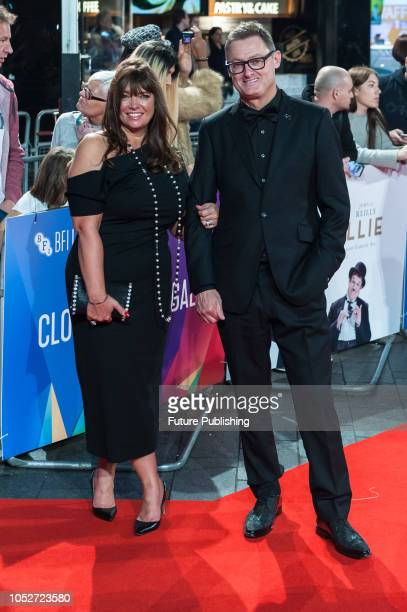 Jeff Pope attends the World Premiere of 'Stan & Ollie' at Cineworld, Leicester Square, during the 62nd London Film Festival Closing Night Gala....