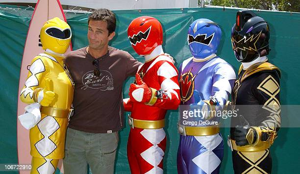Jeff Probst at the 2004 Target A Time for Heroes Celebrity Carnival to benefit the Elizabeth Glaser Pediatric AIDS Foundation