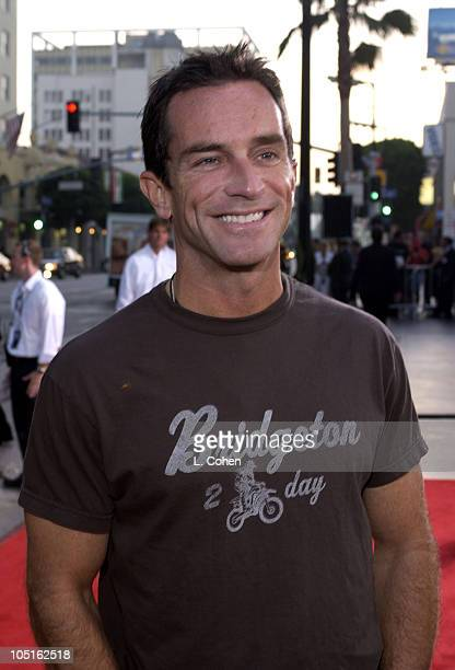 Jeff Probst during Underworld Premiere Red Carpet at Mann's Chinese Theatre in Hollywood California United States