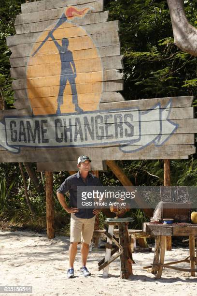 Jeff Probst host of SURVIVOR themed 'Game Changers' The Emmy Awardwinning series returns for its 34th season with a special twohour premiere...