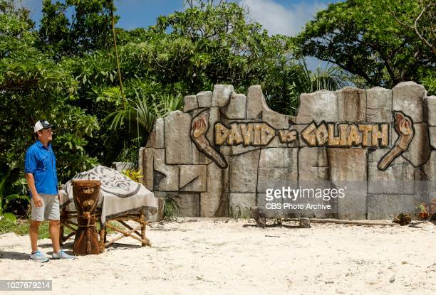 Jeff Probst hosts SURVIVOR David vs Goliath when the Emmy Awardwinning series returns for its 37th season with a special 90minute premiere Wednesday...