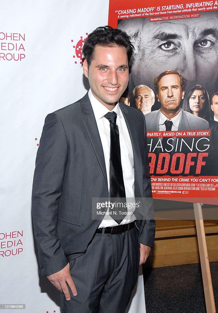 Chasing Madoff New York Screening