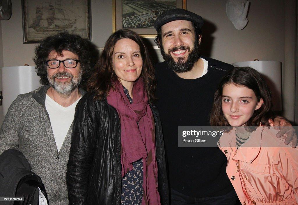 Celebrities Visit Broadway - May 13, 2017