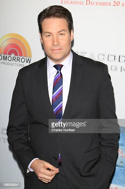 Jeff Rosen attends A White House Christmas First Families Remember Premiere Party at Tenjune on December 12 2012 in New York New York