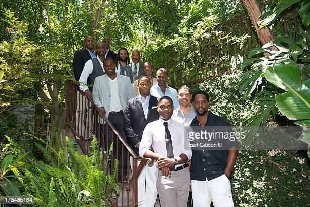 Jeff Rush Grayland Wherry Charles King Franklin Leonard Brian Dobbing Michael Lawson Tariq M Walker Pastor Toure Roberts Franklin Sirmans David White...