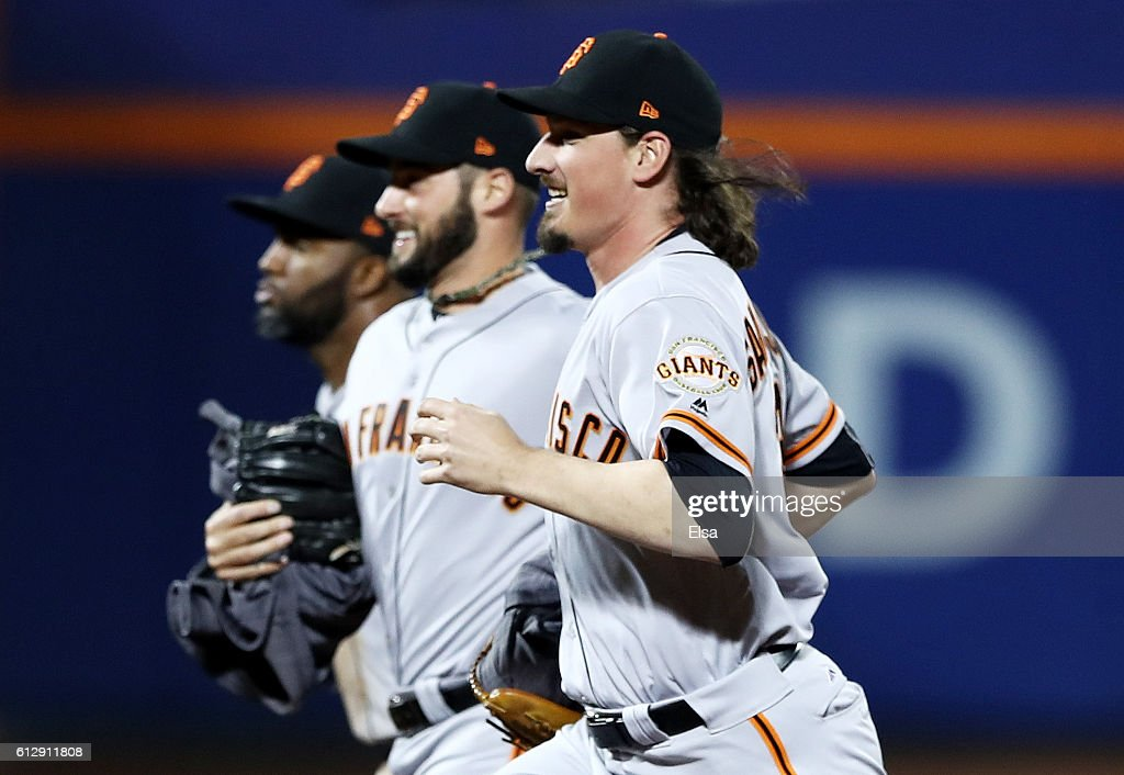 Wild Card Game - San Francisco Giants v New York Mets