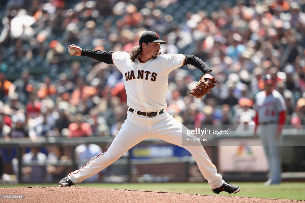 Washington Nationals  v San Francisco Giants : News Photo