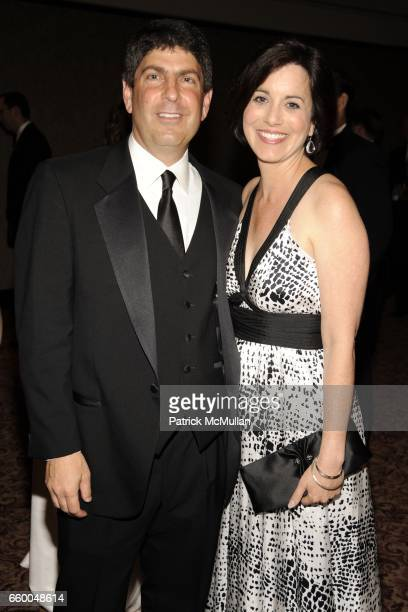 Jeff Shell and Laura Shell attend BLOOMBERG White House Correspondents' PreDinner Cocktails at The Washington Hilton on May 9 2009 in Washington DC