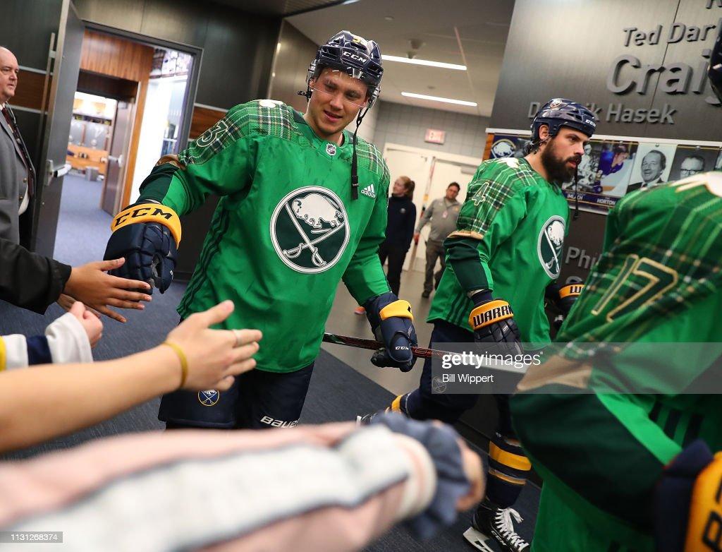 NY: St Louis Blues v Buffalo Sabres