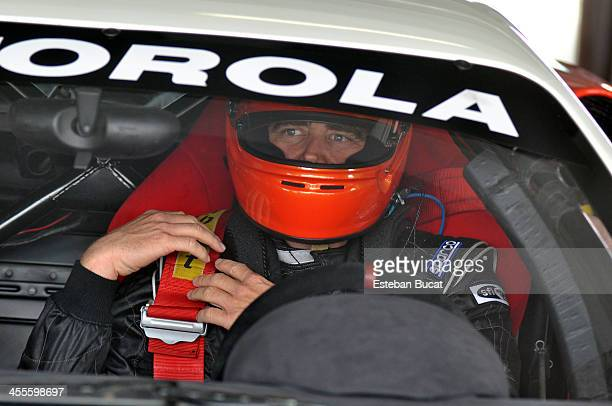 Jeff Soffer at HomesteadMiami Speedway March 7 2010 in Homestead Florida