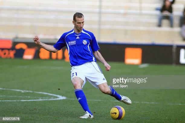 Jeff STRASSER Montpellier / Strasbourg Ligue 2